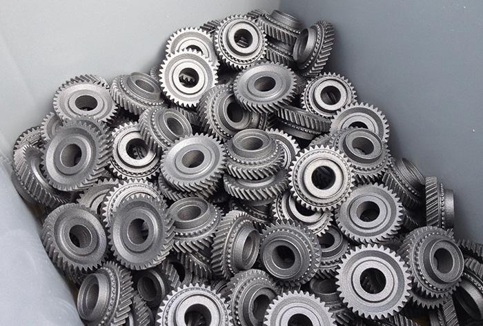 3d printed production parts