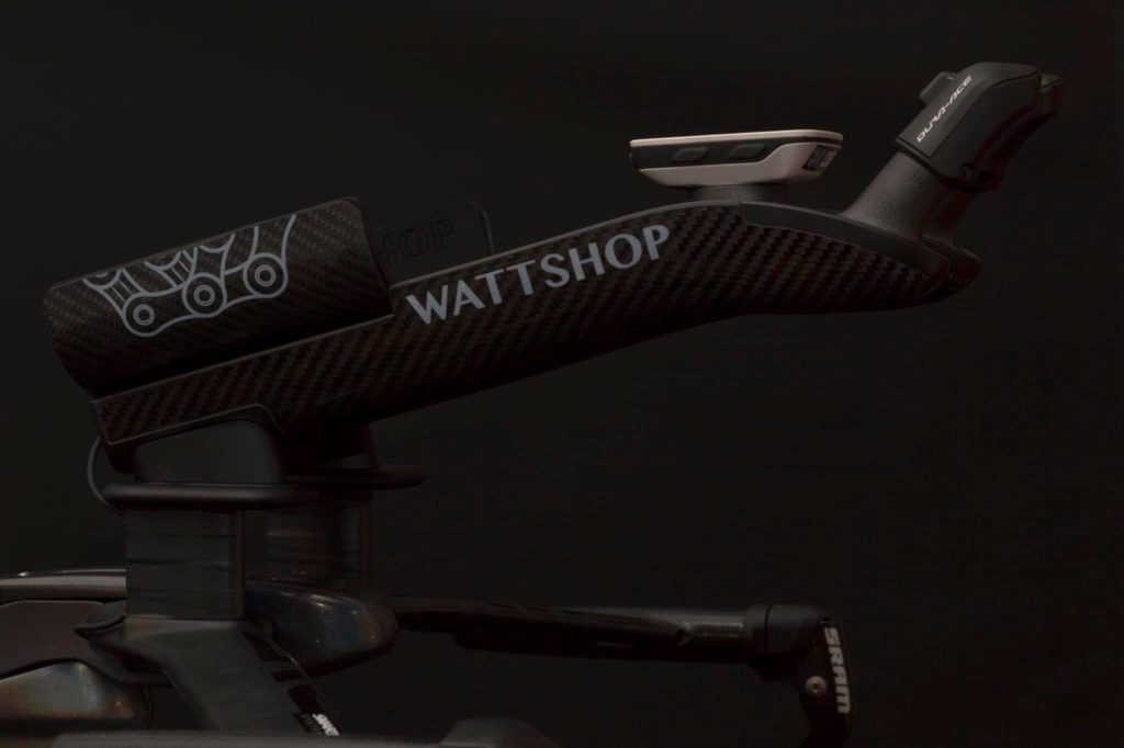 Wattshop bike part close up image