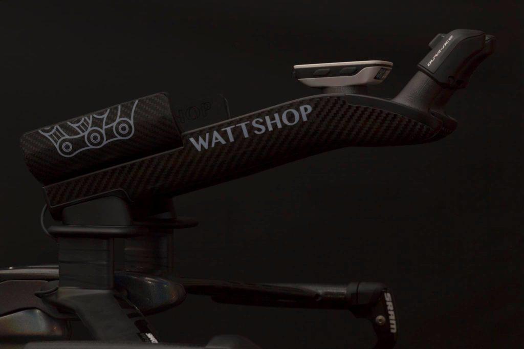 Wattshop bike part close up image